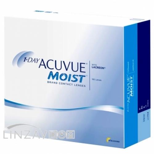 Acuvue 1 Day Moist (180 шт)