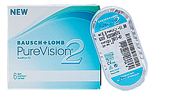 PureVision 2   ( 6 шт )