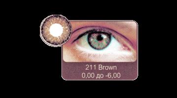 LUNA Color Коричневые (двухтональные)