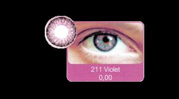 LUNA Color Фиолетовые (двухтональные)