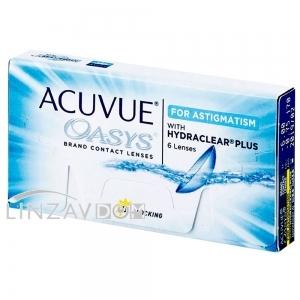 Acuvue OASYS  Astigmatism (6 шт)
