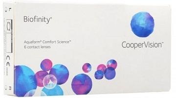 Biofinity (поштучно)