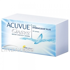 Acuvue Oasys with HYDRACLEAR (24 шт)