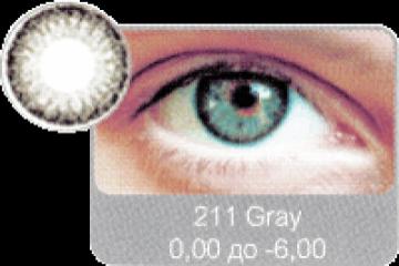 LUNA Color Серые (двухтональные)