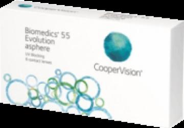 Biomedics 55 Evolution   ( 6 шт )