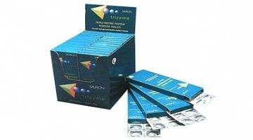 Sauflon Trizyme таблетки для очистки линз