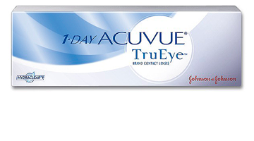 однодневные acuvue trueye 1-day Johnson & Johnson